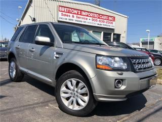 Used 2013 Land Rover LR2 SE with Navigation for sale in Burlington, ON
