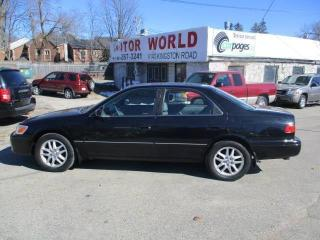 Used 2001 Toyota Camry XLE for sale in Scarborough, ON