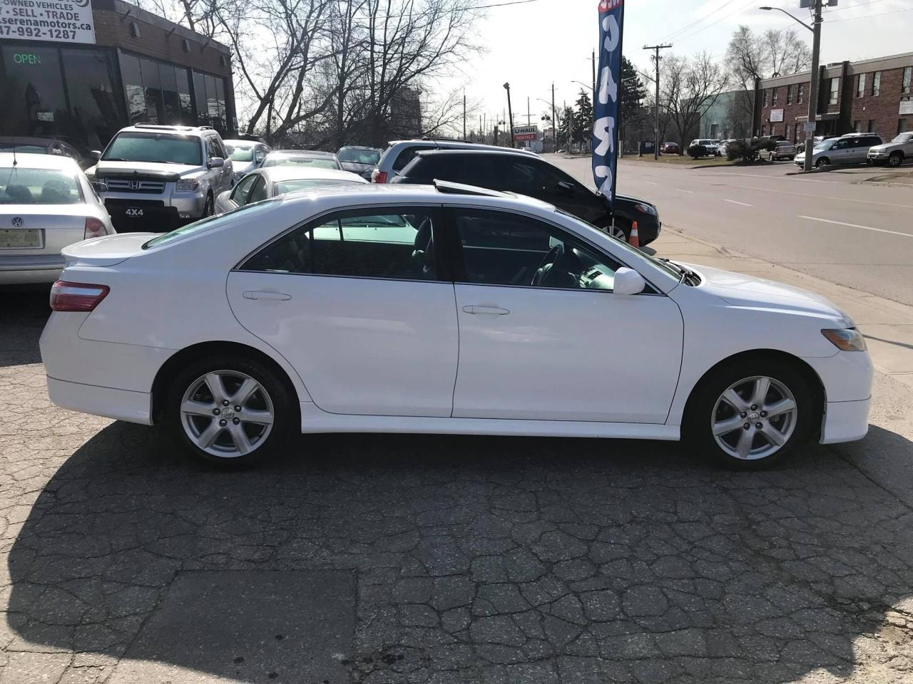 Used 2009 Toyota Camry Se For Sale In Mississauga Ontario Fuel Filter Location