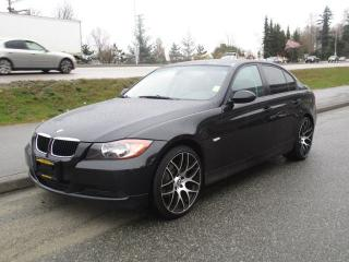 Used 2006 BMW 3 Series 323i for sale in Surrey, BC
