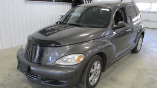 Used 2004 Chrysler PT Cruiser Turbo + Add-ons, SUNROOF for sale in Chatsworth, ON