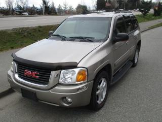 Used 2002 GMC Envoy SLT for sale in Surrey, BC