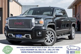 Used 2014 GMC Sierra 1500 Denali for sale in Caledon, ON
