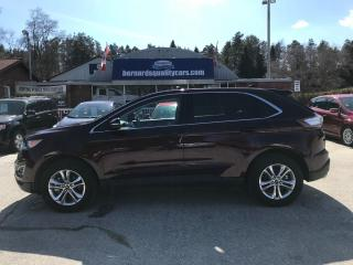 Used 2017 Ford Edge SEL for sale in Flesherton, ON