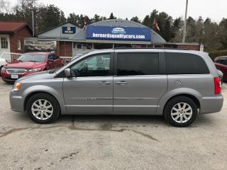 Used 2013 Chrysler Town & Country Touring Stow & Go for sale in Flesherton, ON