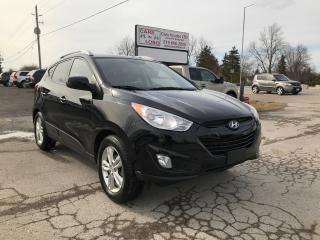 Used 2011 Hyundai Tucson GLS for sale in Komoka, ON