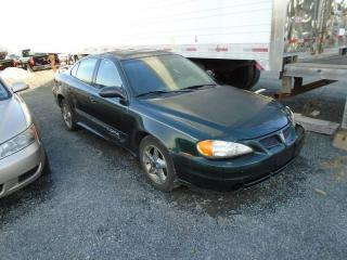 Used 2003 Pontiac Grand Am for sale in Hebbville, NS