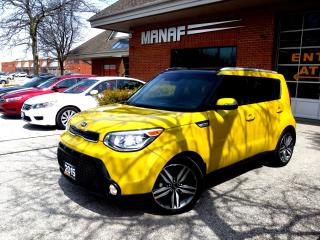 Used 2015 Kia Soul SX Luxury for sale in Concord, ON