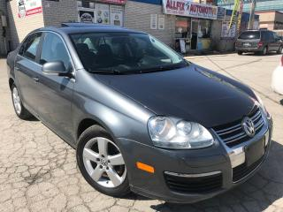 Used 2009 Volkswagen Jetta Highline_Leather_Sunroof_Low KMS for sale in Oakville, ON