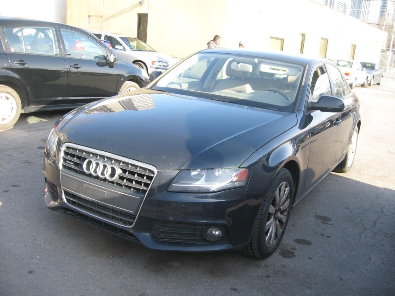 Photo of Blue 2012 Audi A4