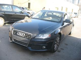 Used 2012 Audi A4 2.0T! PRIMIUM! for sale in Scarborough, ON