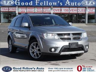 Used 2015 Dodge Journey R/T MODEL, 7 PASSENGER, LEATHER SEATS, AWD for sale in North York, ON