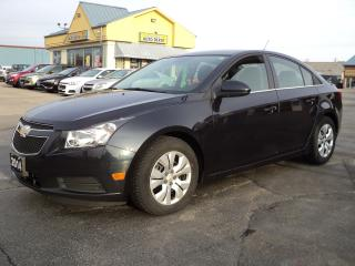 Used 2014 Chevrolet Cruze 1LT 1.4L Ecotec for sale in Brantford, ON