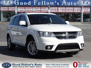 Used 2014 Dodge Journey SXT MODEL, 7 PASSENGER, 6 CYL for sale in North York, ON