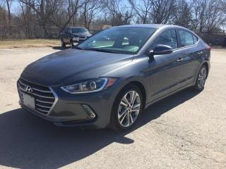 Used 2017 Hyundai ELANTRA BACKUP CAMERA * HEATED SEATS * MOONROOF * BLUETOOTH * LOW KM for sale in London, ON