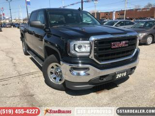 Used 2016 GMC Sierra 1500 | CAM | 6PASS | V8 | 4X4 for sale in London, ON