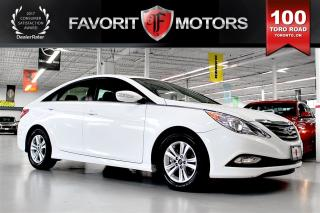 Used 2014 Hyundai Sonata GLS | BACK-UP CAM | SUNROOF | HEATED SEATS for sale in North York, ON