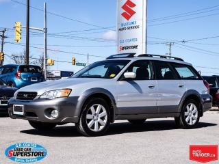 Used 2006 Subaru Outback 2.5 Limited ~Heated Leather ~Panoramic Roof for sale in Barrie, ON