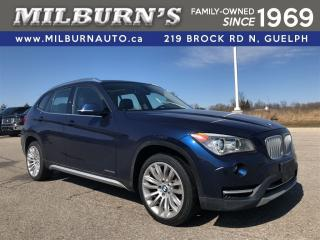 Used 2014 BMW X1 xDrive28i for sale in Guelph, ON