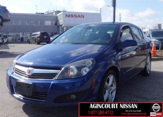 Used 2009 Saturn Astra XR  5sp MANUAL PANORAMIC SUNROOF POWER DOORS POWER for sale in Scarborough, ON