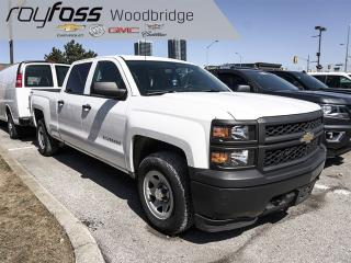 Used 2015 Chevrolet Silverado 1500 WT for sale in Woodbridge, ON