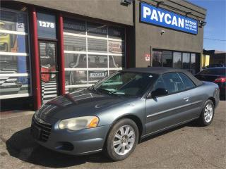 Used 2006 Chrysler Sebring CONV GTC for sale in Kitchener, ON