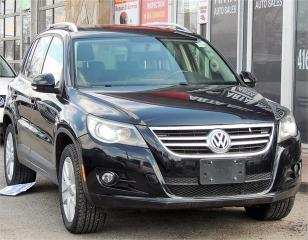 Used 2011 Volkswagen Tiguan COMFORTLINE for sale in Etobicoke, ON