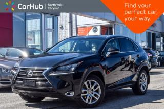Used 2017 Lexus NX 200t AWD|Navigation System,Premium Pkgs|Sunroof|Keyless_Go for sale in Thornhill, ON