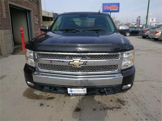 Used 2008 Chevrolet Silverado 1500 LTZ for sale in Winnipeg, MB