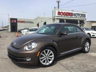 Used 2015 Volkswagen Beetle - LEATHER - SUNROOF - SMART KEY for sale in Oakville, ON