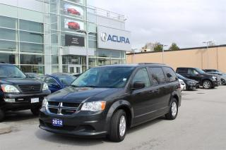Used 2012 Dodge Grand Caravan SE WAGON for sale in Langley, BC