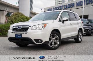 Used 2015 Subaru Forester 2.5i Limited at LEATHER - BACK UP CAM - BLUETOOTH for sale in Vancouver, BC