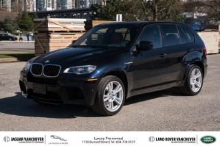 Used 2013 BMW X5 M Local Vehicle - No Accidents! *Low KM! for sale in Vancouver, BC