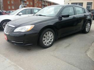 Used 2013 Chrysler 200 LX for sale in Orillia, ON