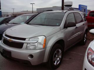 Used 2008 Chevrolet Equinox LS for sale in Georgetown, ON