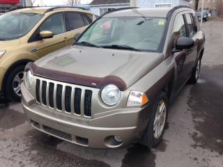 Used 2007 Jeep Compass Sport for sale in Oshawa, ON