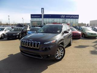 Used 2014 Jeep Cherokee Limited 4dr 4x4 for sale in Edmonton, AB