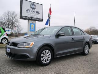 Used 2014 Volkswagen Jetta Trendline for sale in Cambridge, ON