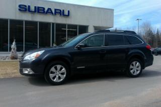 Used 2012 Subaru Outback 2.5i w/Limited & Nav Pkg for sale in Minden, ON