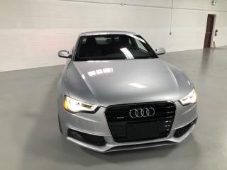 Used 2015 Audi A5 2.0T quattro Progressiv for sale in Concord, ON