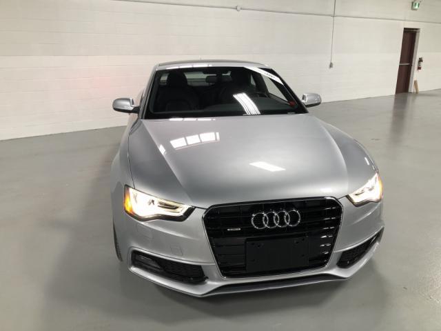 2015 Audi A5 2.0T quattro Progressiv