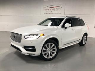 Used 2016 Volvo XC90 T6 Inscription for sale in Concord, ON