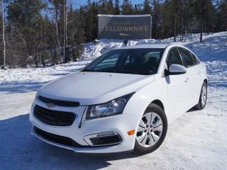 Used 2016 Chevrolet Cruze Limited 1LT for sale in Yellowknife, NT
