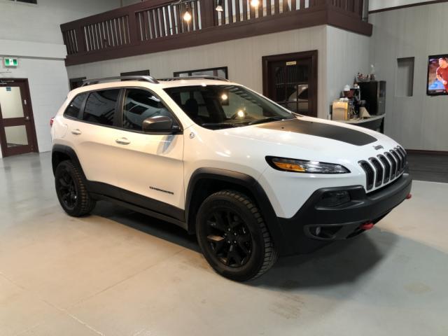 2017 Jeep Cherokee Trailhawk trailhawk