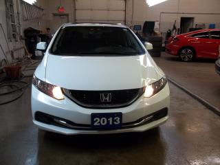Used 2013 Honda Civic EX for sale in Woodstock, ON