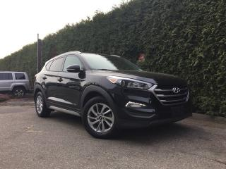 Used 2017 Hyundai Tucson Premium 4dr All-wheel Drive + HEATED FT/RR SEATS + STEERING WHEEL + BACK-UP CAMERA + BLIND-SPOT MONITORING for sale in Surrey, BC