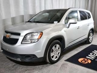 Used 2013 Chevrolet Orlando LT for sale in Red Deer, AB