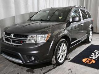 Used 2015 Dodge Journey RT for sale in Red Deer, AB