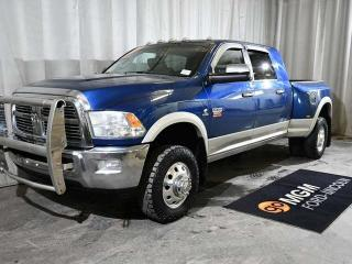 Used 2011 Dodge Ram 3500 Laramie 4x4 Mega Cab 160.5 in. WB for sale in Red Deer, AB