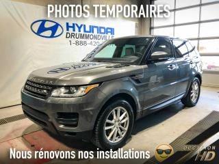 Used 2014 Land Rover Range Rover Sport V6 SE + NAVI + CAMÉRA + CUIR + WOW ! for sale in Drummondville, QC